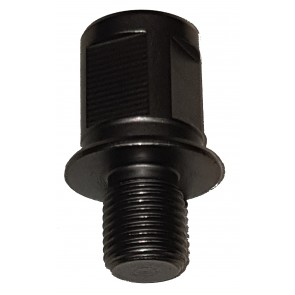 "Adapter 1/2""x20 auf Weldon 19 mm"